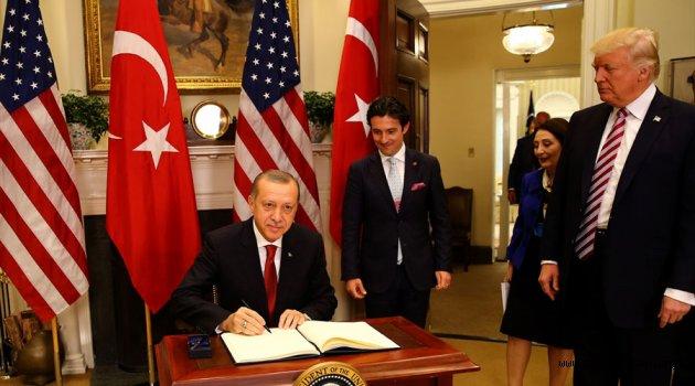 Trump-Erdoğan buluşması
