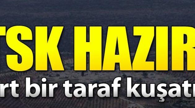 TSK Afrin'e Hazır!
