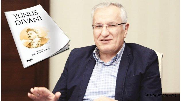"""Turan Karataş """"Yunus Divanı""""nı yayımladı"""