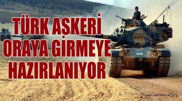 Türk askeri İdlib'e Doğru Harekete Geçti