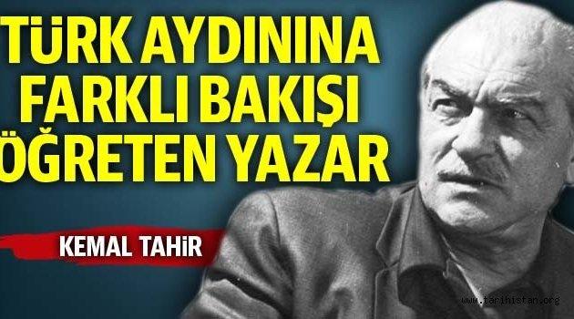 Türk aydınına farklı bakışı öğreten yazar