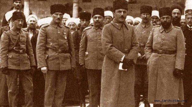 'Türk direnişinin ruhu Enver Paşa'