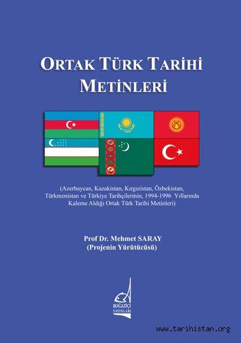 Türk Dünyası için ortak tarih dersi