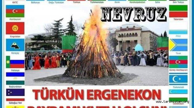 Türk dünyasının Nevruz Bayramı kutlu olsun
