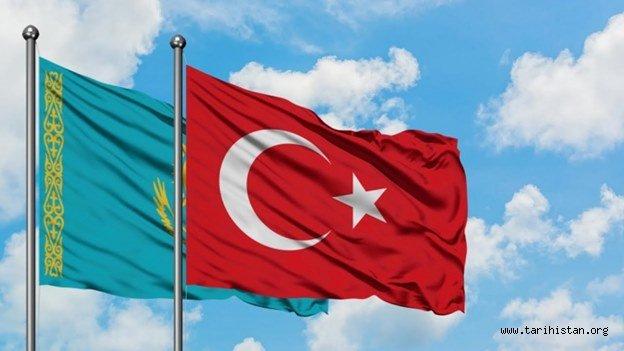 TÜRK İŞ ADAMLARINDAN KAZAKİSTAN'A TIBBİ MALZEME DESTEĞİ