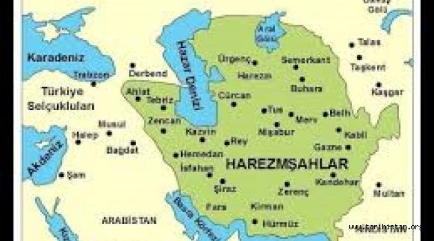 Türk Kültüründe Harezm