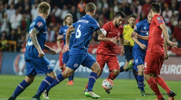 Türk Milli Futbol Takımı, Avrupa Şampiyonasında