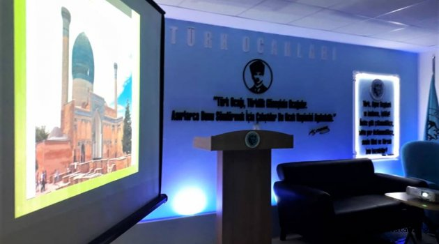 Türk Ocaklarında Özbekistan Konuşuldu