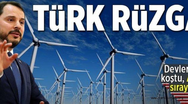 Türk rüzgarı/Güven rüzgarı
