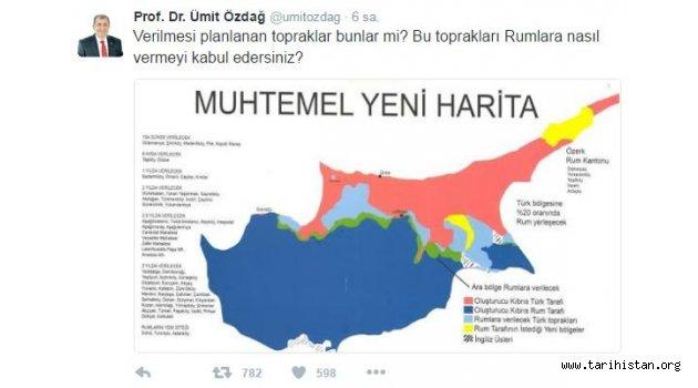 """""""Türk toprakları Rumlara verilecek"""""""