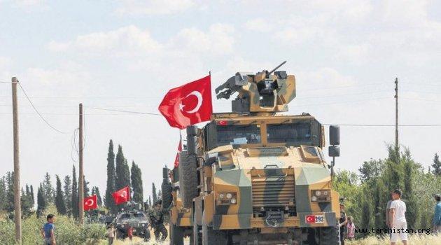 Türkiye'den Menbiç ve S-400 çıkışı