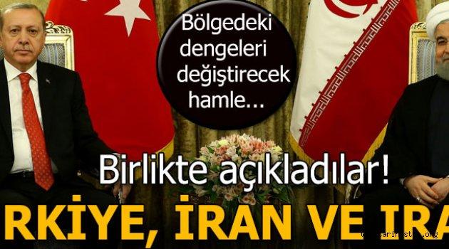 Türkiye İran Anlaştı