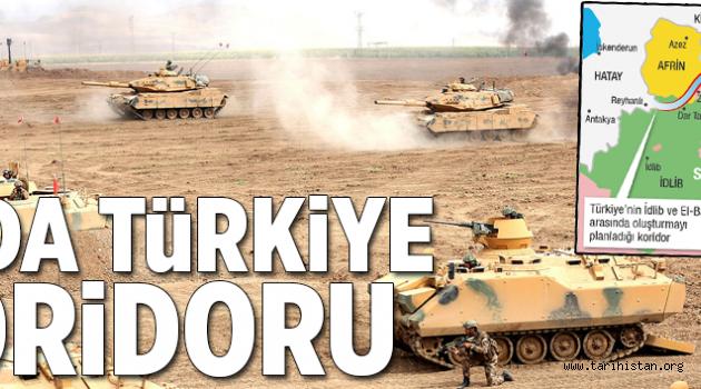 Türkiye Koridor Harekatını Başlattı