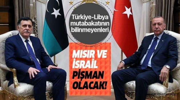 Türkiye-Libya Mutabakatının Bilinmeyenleri!