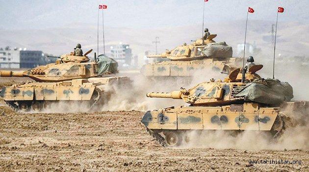 Türkiye'nin Suriye'deki hedefi