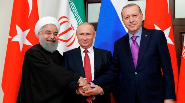 Türkiye-Rusya-İran Liderler Zirvesi 4 Nisan'da İstanbul'da yapılacak