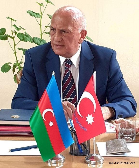 Türkiye'nin AGİT'in eş başkanlığını yapmasını çok isterim - Ali İnsanov