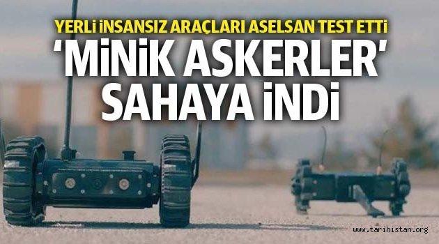 Türkiye'nin 'mini askerleri'