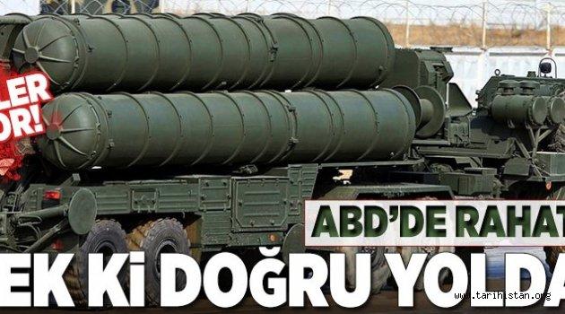 Türkiye'nin S-400 alımı ABD'yi panikletti