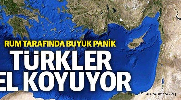 Türkiye'nin sondaj çalışmaları panik yarattı