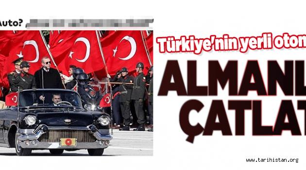 Türkiye'nin yerli otomobil atağı Almanları rahatsız etti