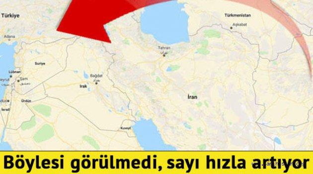 Türkiye'ye Afgan Göçü: Akın akın Türkiye'ye geliyorlar