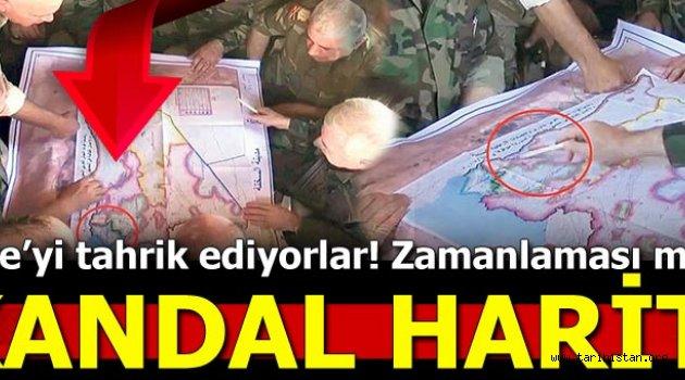 Türkiye'yi tahrik ediyorlar!