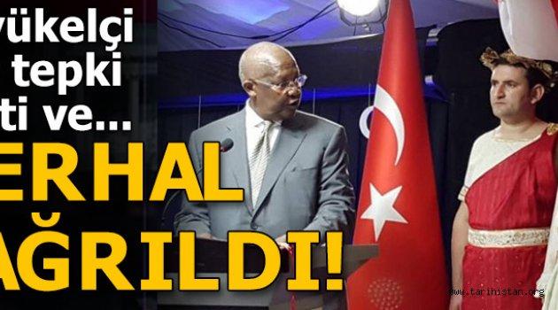Türkleri Küçük Duruma Düşüren Büyükelçi