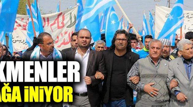 Türkmenler :Referanduma 'Hayır' mitingleri başlıyor