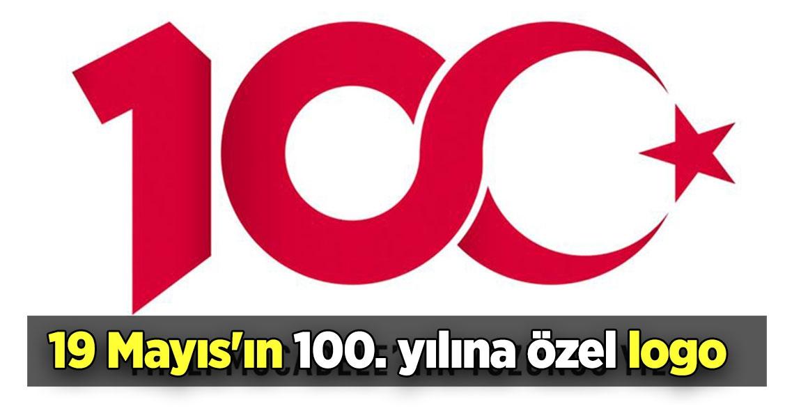 19 MAYIS 1919'UN 100. YILINA ÖZEL LOGO