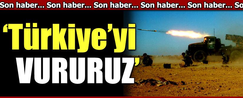 ABD'li komutandan küstah tehdit: Türkiye'yi vururuz!
