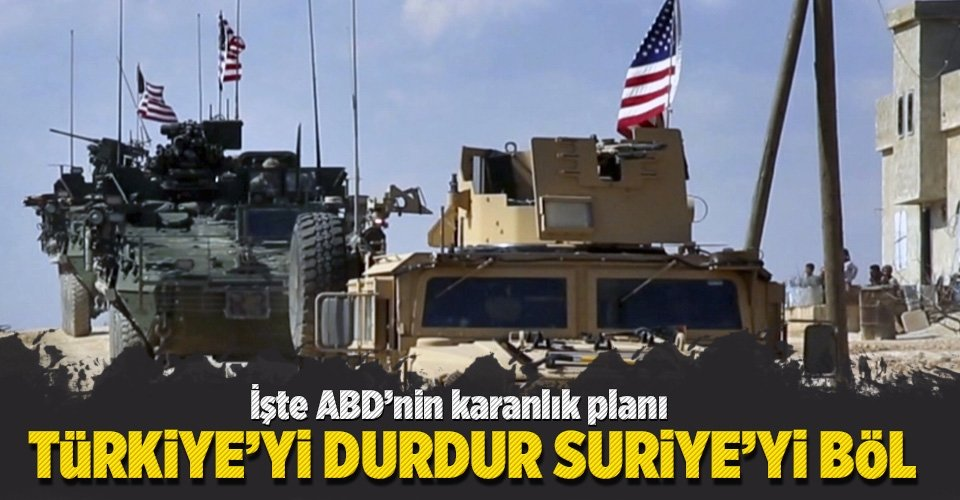 ABD'nin sinsi Suriye planı