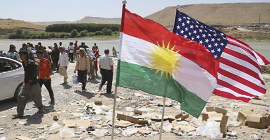 """""""ABD'nin tüm hesabı Kürt devleti üstüne"""""""