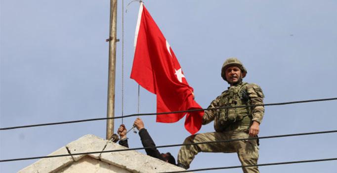 Afrin'de zafer günü