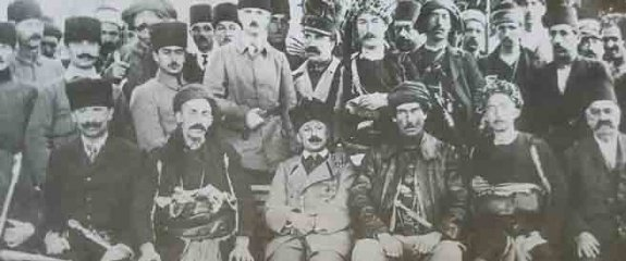 ALAŞEHİR KONGRESİ'NİN 100. YILI