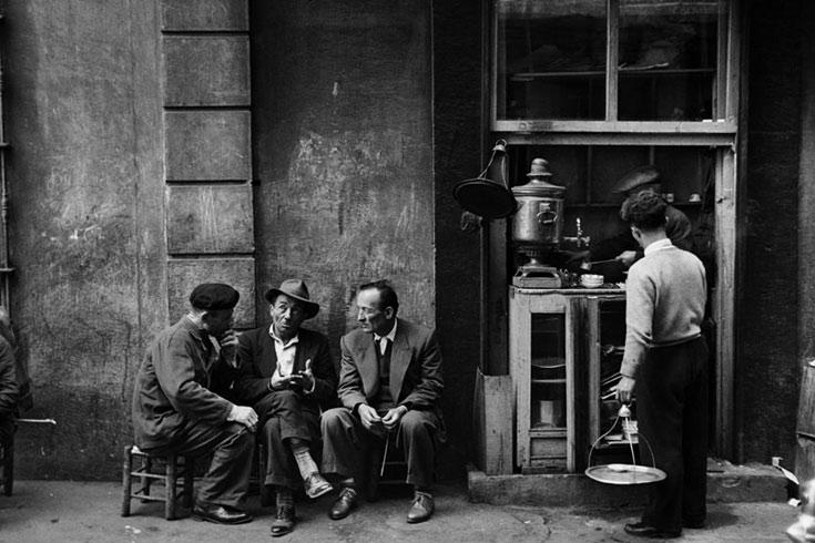 Ara Güler'in fotoğrafları New York'ta