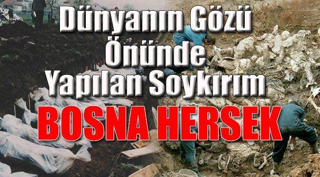 BOŞNAK SOYKIRIMI - Mustafa Kızıklı