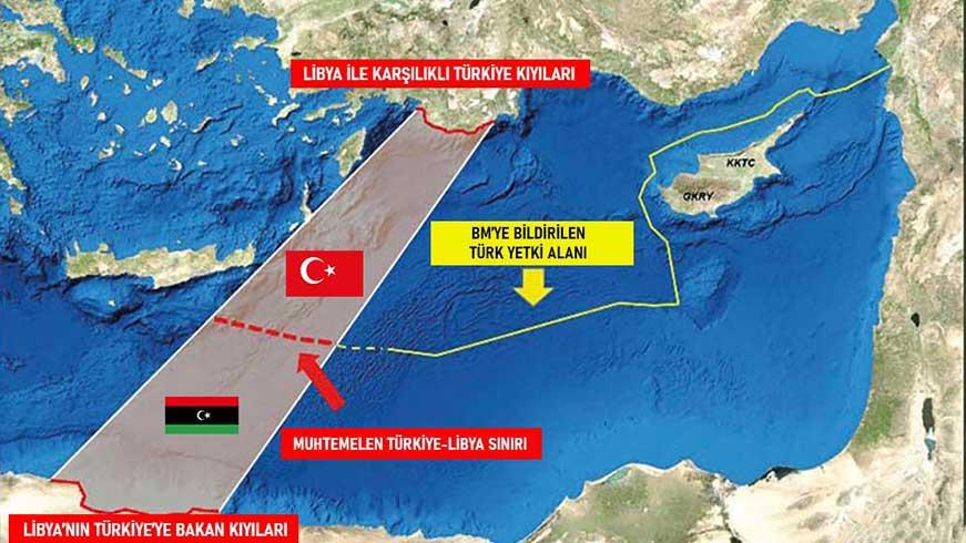 Doğu Akdeniz Gaz Forumu'nun ilk başarısızlığı... ŞAH MAT