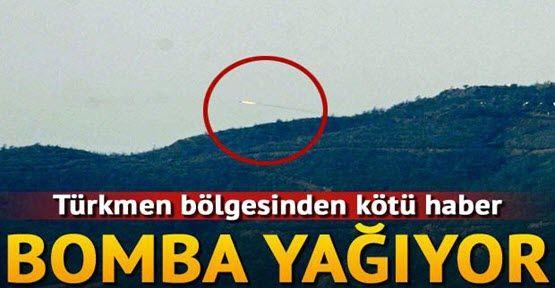 Esed Türkmendağı'nı bombalıyor!