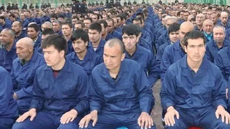 Çin'in Türklere zulmü devam ediyor.
