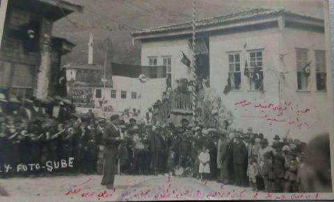 Manisa Asker Hastahanesi (Baytar Mektebi)