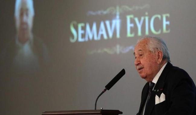 Prof. Dr. Semavi Eyice hayatını kaybetti