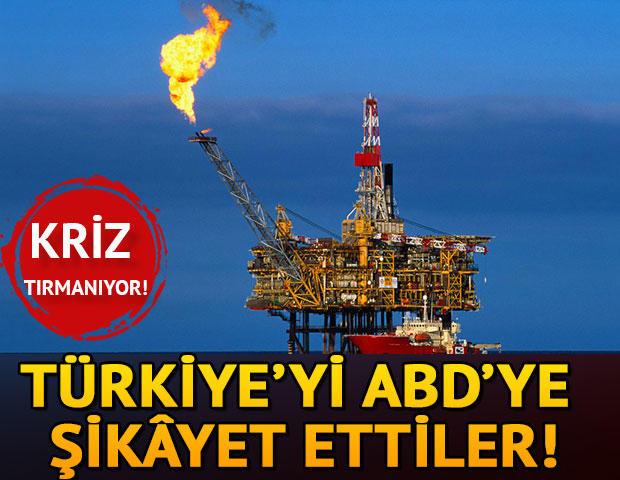 Rum yönetimi Türkiye'yi ABD'ye şikâyet etti