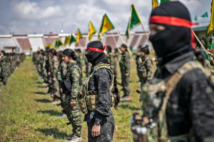SDG/YPG'ye Çifte Koruma Kuşağı - Yazan: Cahit Armağan Dilek