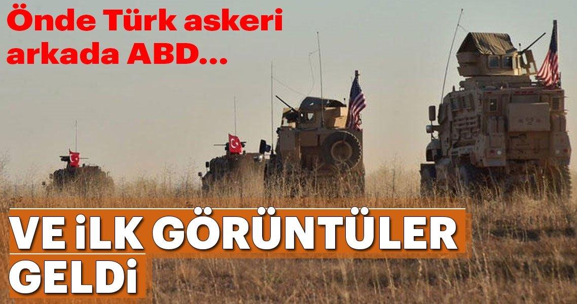 Türk Silahlı Kuvvetleri (TSK) ve ABD Silahlı Kuvvetleri arasında Münbiç konusunda devam eden faaliyetler