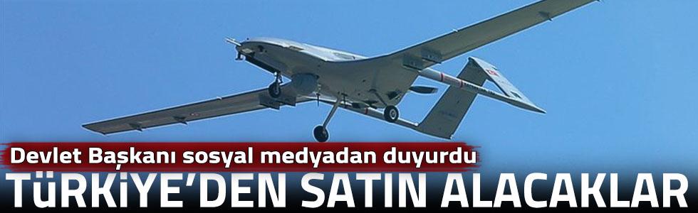 Türkiye Bayraktar ihraç ediyor