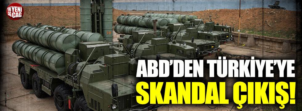 Türkiye'ye S-400 ültimatomu