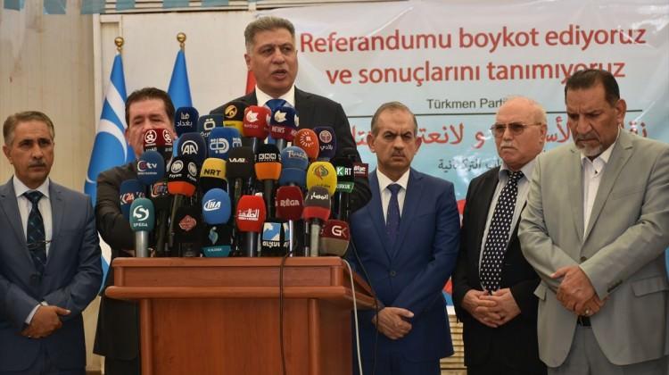 Türkmenler Birleşti: Barzani şokta!