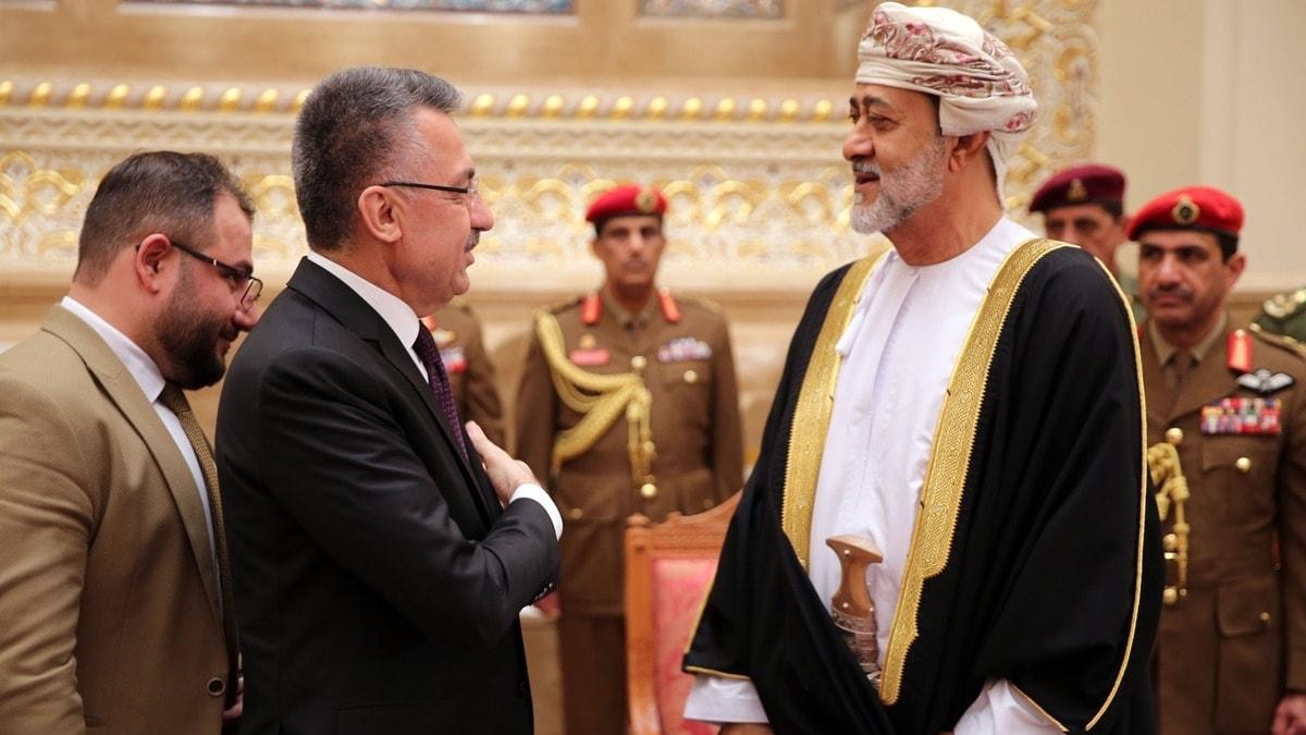 Umman'ın yeni sultanı Heysem bin Tarık Türk'tür