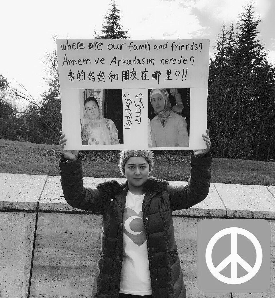 Uygur Türklerine karşı Çin zulmü artarak devam ediyor.